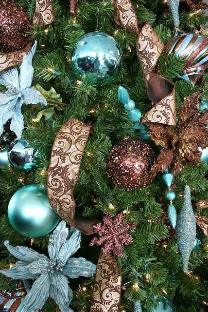 best color ornaments 25 best brown decorations ideas on