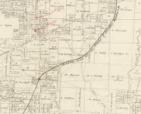 denton county map denton county historical maps