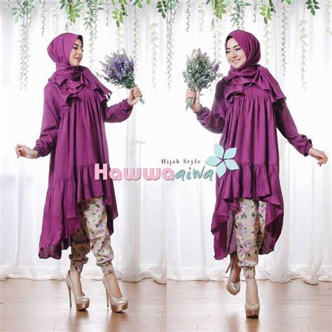 Baju Muslim Elegan Untuk Sehari Hari kumpulan gambar busana muslim wanita untuk sehari hari