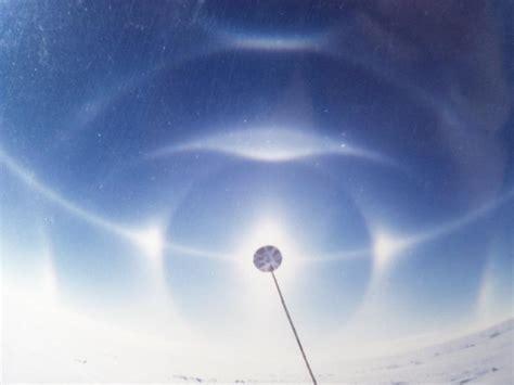 The Halos | ice crystal halos
