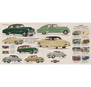 GM 1951 Chevrolet Sales Brochure