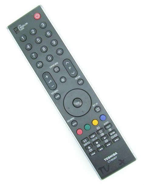 Remote Tv Toshiba Original original toshiba remote ct 90307 onlineshop for remote controls