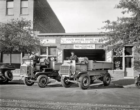 ébénisterie St Hyacinthe by Cotton Owens Garage Photo Gallery And Archival Images