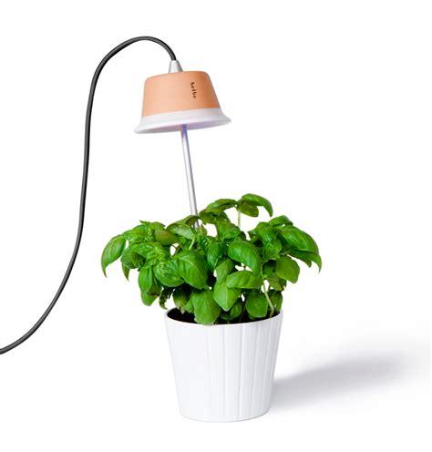 design centric indoor plant lights for living