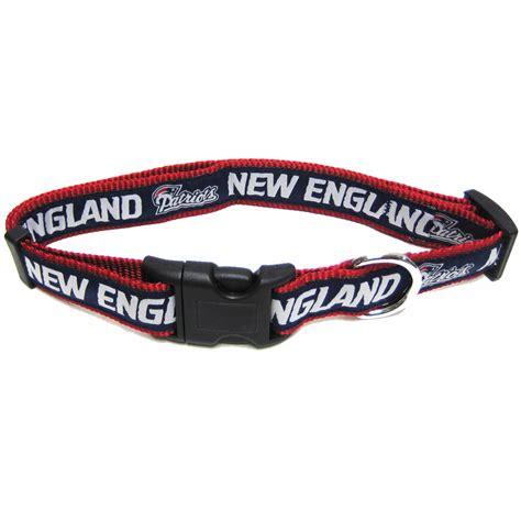 patriots collar new patriots ribbon collar athletic pets