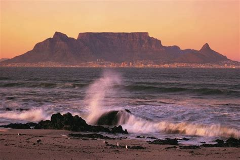 Table Mountain South Africa by Happy Around The World