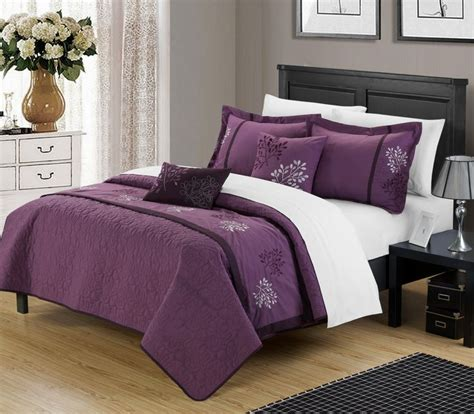 plum purple comforter 17 best images about home interior plum purple on