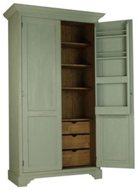 kitchen armoire pantry 1000 ideas about armoire pantry on pinterest pantry armoires and standing kitchen