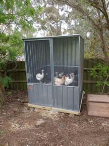 denny yam backyard chicken coops bunnings must see