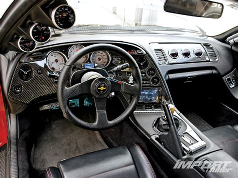 Inside Toyota Supra Image Gallery Supra Interior
