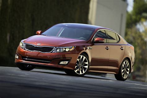 New 2014 Kia Optima 2014 Kia Optima Photo Gallery Autoblog