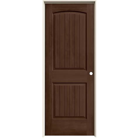 Solid Interior Doors Prehung by Shop Jeld Wen View Milk Chocolate Solid Molded