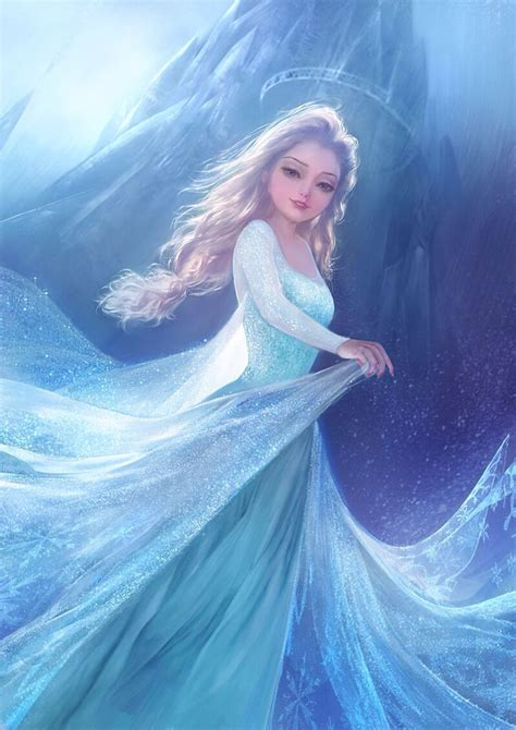 elsa frozen elsa the snow 1706674 zerochan disneys frozen