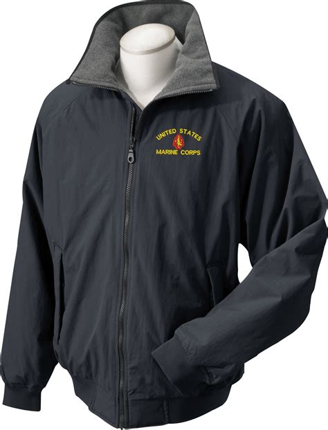 custom color corp custom embroidered marine corps jacket