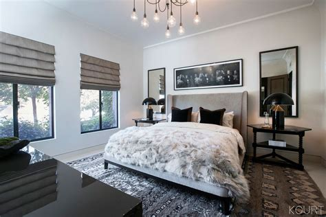 kardashians bedroom inside kourtney kardashian s luxe guest room complete