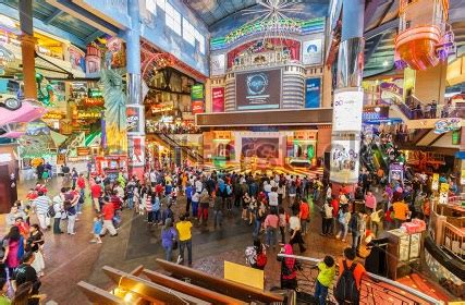 tempat wisata  genting malaysia  menarik