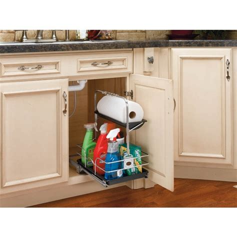 kitchen organizers lowes rev a shelf in organizer from lowes i m