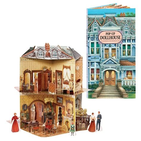 a doll house book pop up dollhouse kid the o jays and kid books