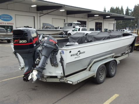 willie jet boats for sale willie boats for sale in oregon