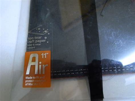 Mba 11 Slingsby Place by Frostyplace Gt 時尚好物 Evouni Macbook Air 11 信封保護套