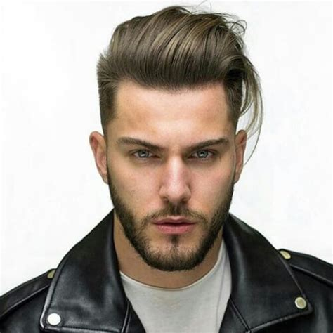 is there another word for pompadour hairstyle men as my hairdresser dont no what it is list of synonyms and antonyms of the word long pompadour