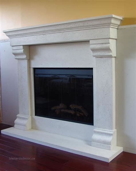 fireplace mantel 22 6 limestone