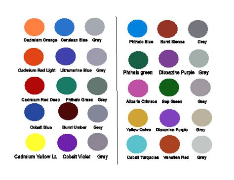 what two colors make grey purple palette magazine the color coach