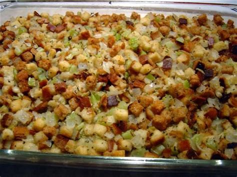 thanksgiving recipes without turkey fashioned bread and celery dressing recipe