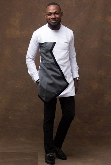 native style for men in naija african attire styles mens shirt nigerian native men