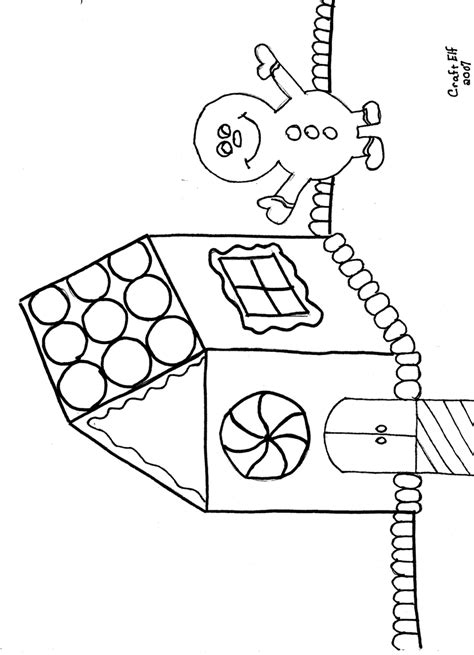 house pattern coloring page christmas gingerbread house pattern coloring coloring pages