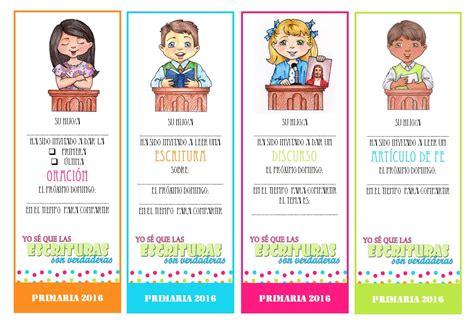 escolaridad 2016 para asignaciones tarjetas asignaciones para el tiempo para compartir