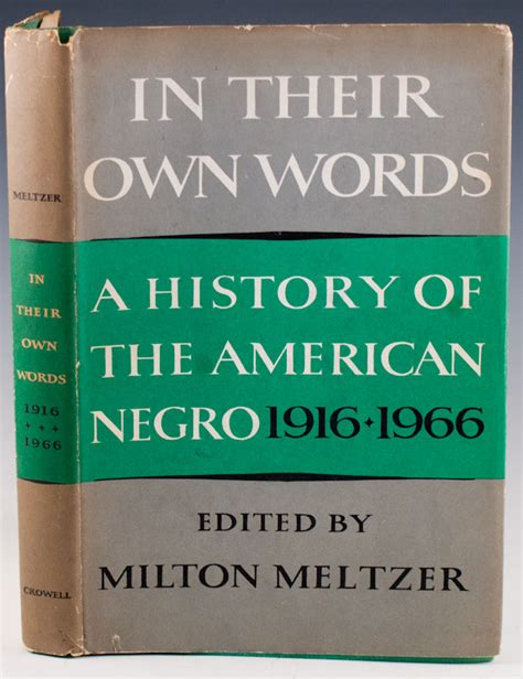 langston hughes a biography by milton meltzer 1968 books bromer langston hughes in his own words