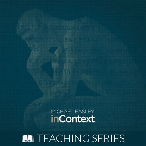 context for image bearing idolatry and the new creation volume 4 books walk worthy part 2 michael easley incontext