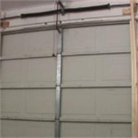 Garage Door Hurricane Brace How Can I Protect My Garage Door During A Hurricane