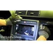 How To Remove The Dash Trim  B6 Audi A4 2002 2005 Wolf