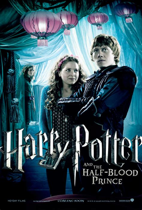 harry potter and the half blood prince 2009 full cast blood kisses 2009 movie