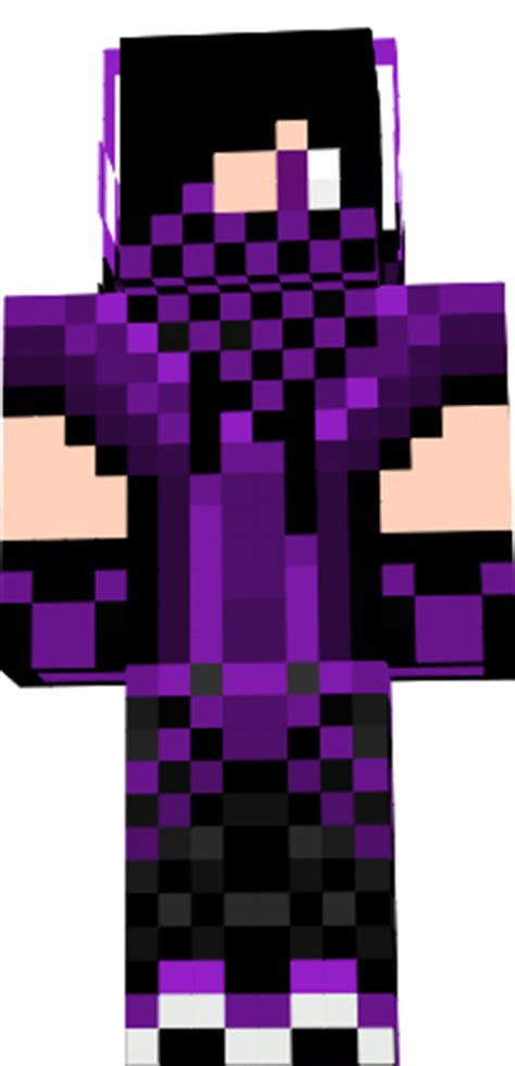 Pin purple guy skin minecraft on pinterest