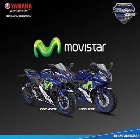 Spion Yamaha R 25 Original Yamaha Indonesia yamaha offering motogp inspired liveries for the r15 and r25 bikes in indonesia news top speed