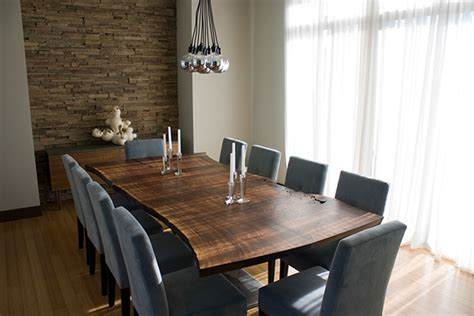 Dining Room Table For 12 Claro Walnut Dining Table On Behance