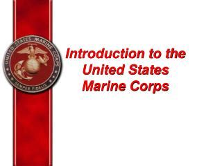 marine corps powerpoint template ppt introduction to marine corps supply gsoc 0101