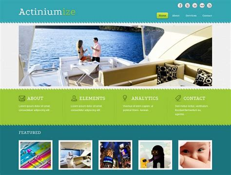 wordpress themes video free download 35 free and professional looking wordpress themes