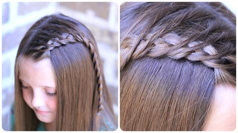 cute girl hairstyles dutch braid how to create a crossover dutch braid cute girls hairstyles