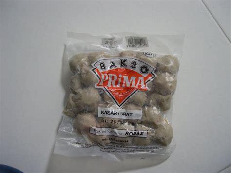Bakso Banteng Balifood 25 Butir bakul indonesia products