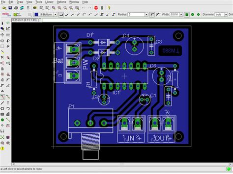 Free Download Eagle Pcb Layout Software | new product cadsoft eagle professional pcb design