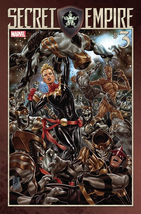 unleashed vol 2 secret empire books mar170915 secret empire 3 previews world