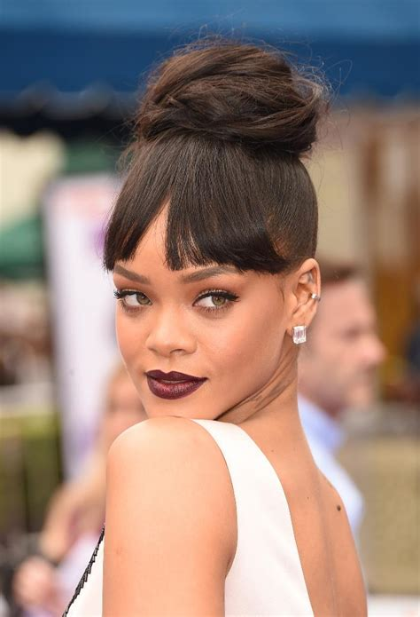 rihanna updo hairstyles hairstyles to meet 2016 hairstyles