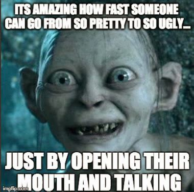 Funny Ugly Memes - 45 most funny mouth meme pictures and images