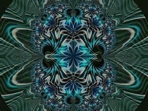 Fractal Art by Vicky, Eight Petals Wallpaper