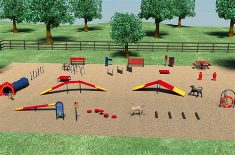 swing sets ta playground for dogs being set up at ta qali