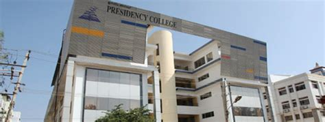 Jain College Bangalore Fee Structure For Mba by Presidency Bangalore Admission Direct Nri